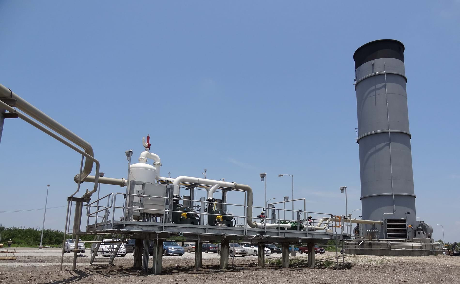 Vapor Combustors (VCUs) - MRW Technologies